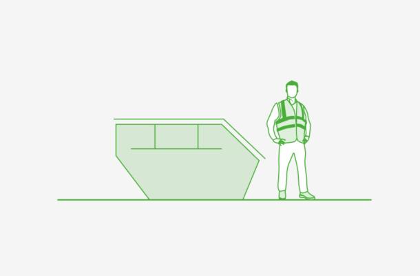 Eko-logis - kontener 4m3